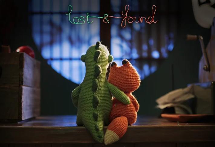 Lost & Found, un film che è una carezza al cuore