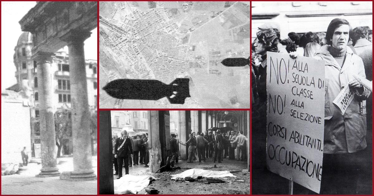 Le tragiche coincidenze della storia