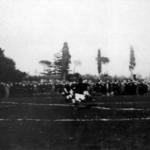 Il racconto della prima partita ufficiale del Foggia