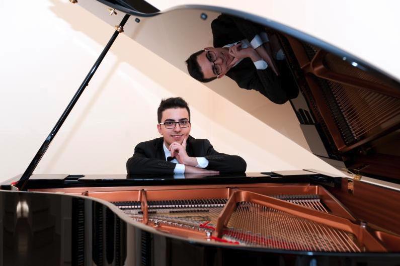 Alberto Ferro, nuovo docente di Pianoforte al Conservatorio Giordano