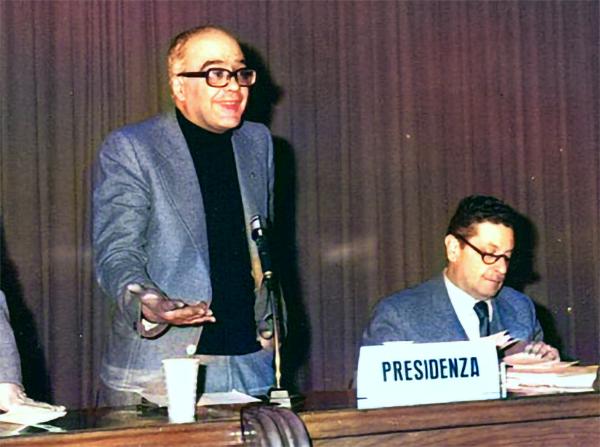 In memoria di Franco Galasso