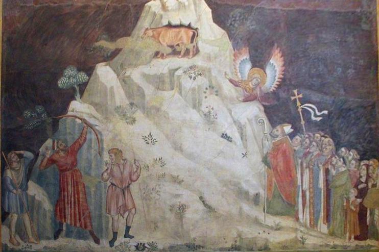 Il miracolo dell'Arcangelo Michele nel racconto di Riccardo Bacchelli