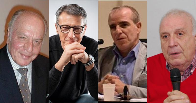 Il Premio Adriatico 2020 a Tusiani, Telesforo, Illiceto e Inserra