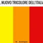 Bianco, rosso e verde o giallo, arancione e rosso?