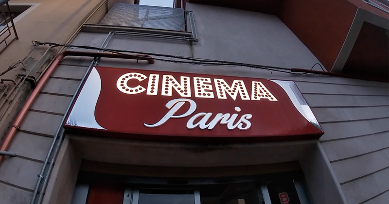Auguri, cinema Paris (di Francesco A.P. Saggese)