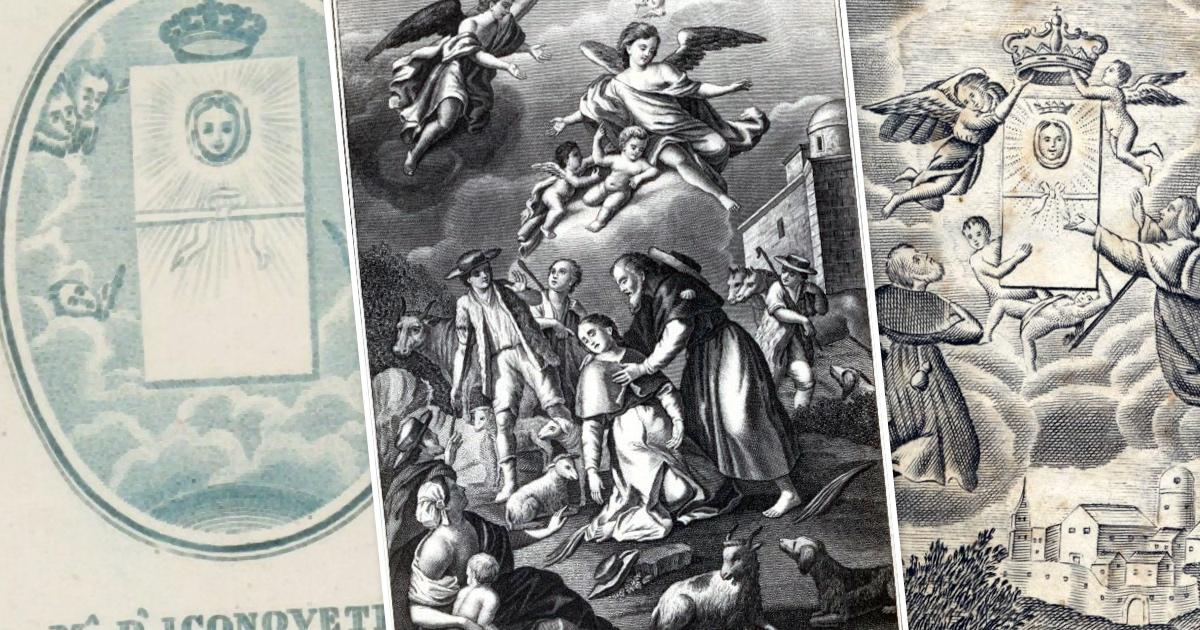 Santi Patroni di Foggia: le incisioni della bottega Iannantuoni