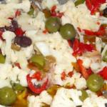 A Natale metti in tavola l'arcobaleno: l'insalata di rinforzo