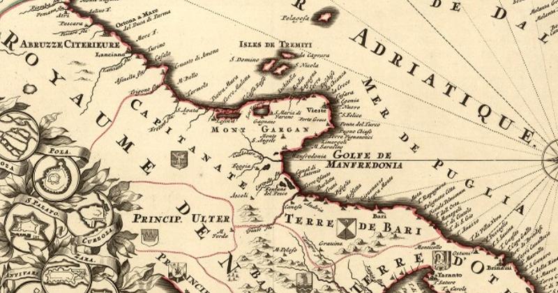 Quando il golfo di Venezia bagnava il Gargano