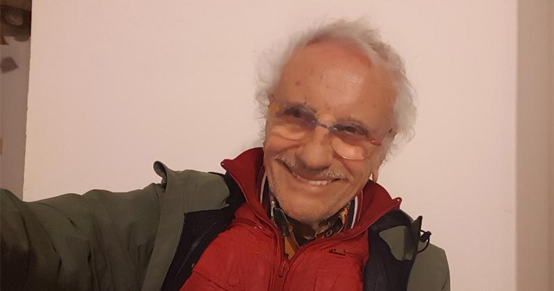 I primi, splendidi 85 anni di Toni Santagata