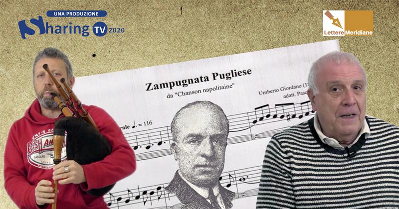 """La """"Zampugnata Pugliese"""" di Umberto Giordano, eseguita da Pasquale Rinaldi"""