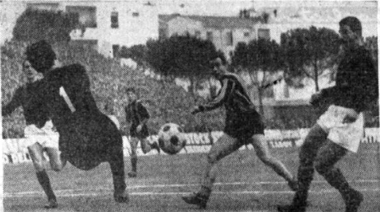 56 anni fa la storica vittoria del Foggia sull'Inter