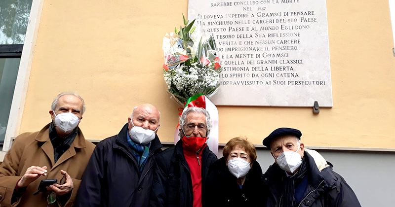 I cinque giorni foggiani di Antonio Gramsci