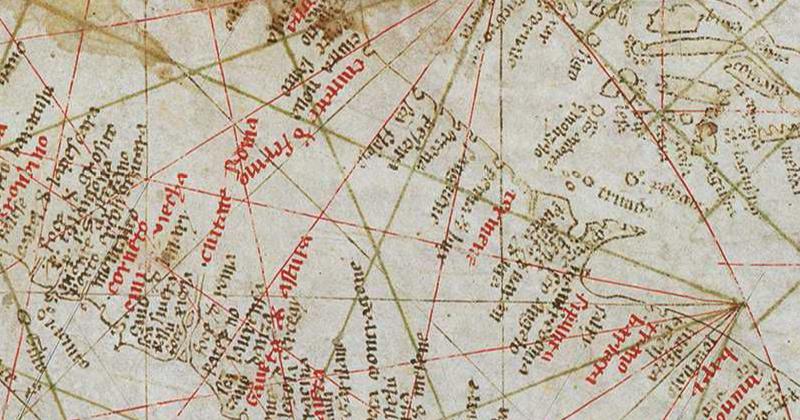 La Carta Pisana svela la costa dauna nel Medioevo