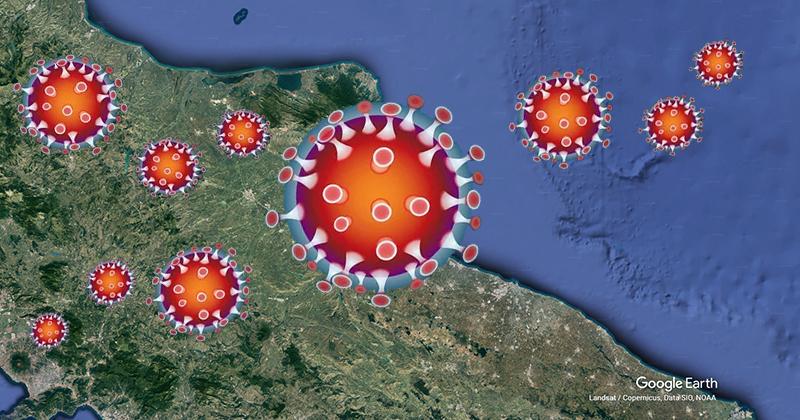 Covid, i dati della Fondazione Gimbe: cresce il rischio in Puglia