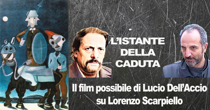L'istante della caduta, l'ebook di Lucio Dell'Accio su Lorenzo Scarpiello