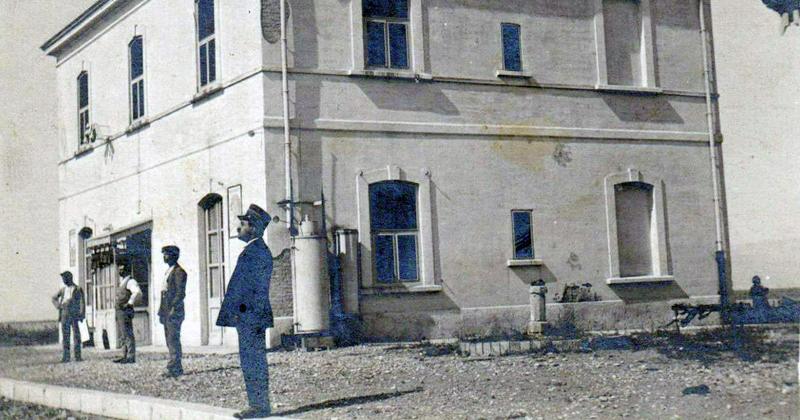 C'era una volta un secolo fa / Assalto da far west tra Foggia e Rignano