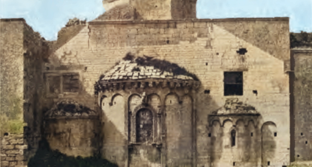 Un raro articolo di Alfredo Petrucci su San Leonardo del Gargano