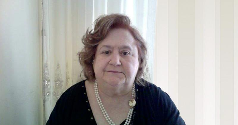 La scomparsa di Anna Maria Zampino