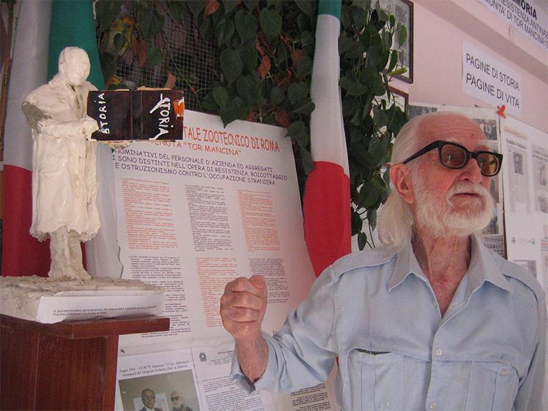 L'Anpi ricorda Paolo Sabbetta, il Perlasca foggiano