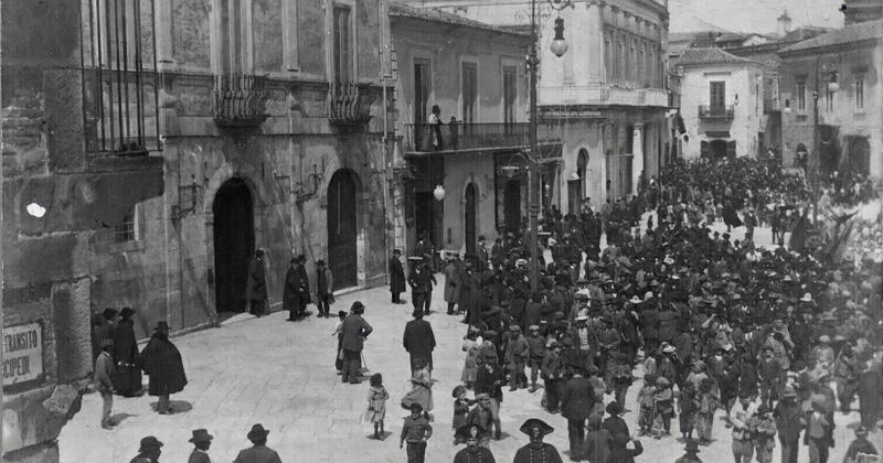 Il 1° maggio 1907 a Foggia, Cerignola e Lucera